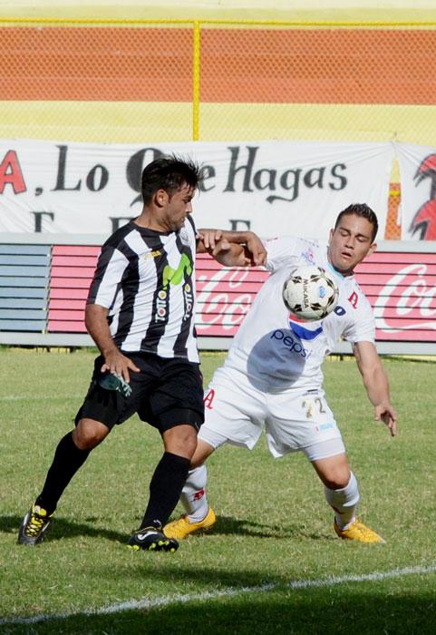Alianza derrotó a Diriangén de Nicaragua./JAIR MARTÍNEZ