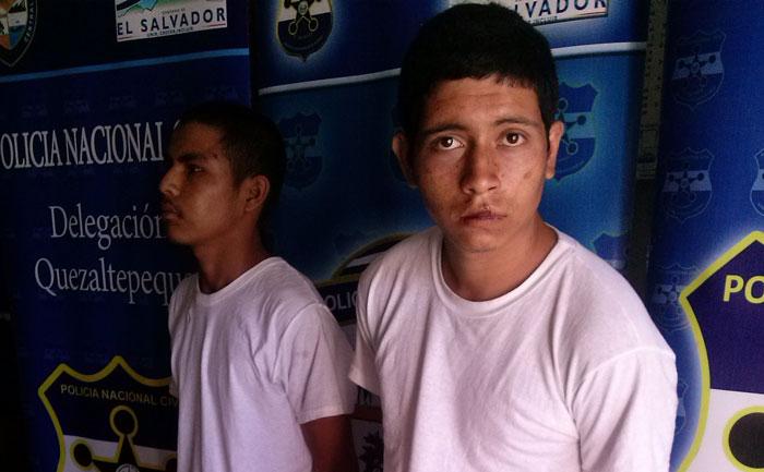Los detenidos lideran una clica en Sitio del Niño. /DEM