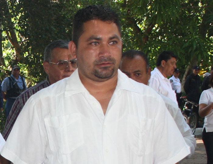 Carlos Molina, alcalde del Puerto de La Libertad./ DEM