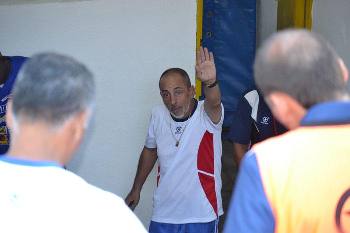 """Jorge """"Chiquilín"""" García podría tener las horas contadas como DT de Atlético Marte. /DEM"""