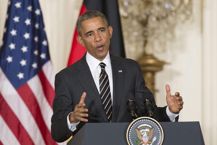 El presidente de Estados Unidos ha pedido al Congreso que autorice ayuda para mejorar la seguridad en la región. /DEM