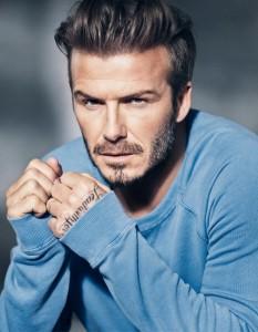 David Beckham para Modern Essentials/ Foto cedida por H&M