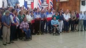 Presidente del Coena anunció desplazamiento de algunos diputados actuales. /DEM