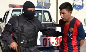 Moisés Alberto López Jiménez de 20 años es acusado de homicidio agravado imperfecto o tentado. /E.M.