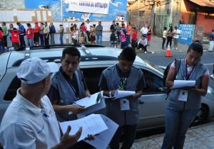 Observadores nacionales e internacionales estuvieron pendientes del proceso electoral del pasado 1 de marzo. /DEM