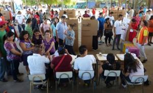 FMLN y ARENA siguen esperando resultados oficiales del Tribunal Supremo Electoral. /DEM