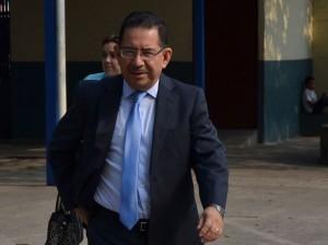 Eugenio Chicas, expresidente del TSE y ahora candidato al Parlacen. /DEM
