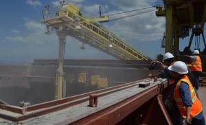 Esta es la primera vez que El Salvador exporta azúcar a la República Popular China./W.U