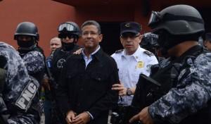 El expresidente Francisco Flores permanece bajo arresto domiciliar desde finales de 2014. /DEM