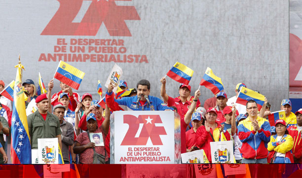 Maduro ordenó el pasado fin de semana a Estados Unidos, a cuyo Gobierno acusa de conspirar en su contra, reducir de inmediato el alrededor del centenar de funcionarios diplomáticos de su embajada en Caracas