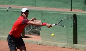 Marcelo Arévalo la primera raqueta de El Salvador.