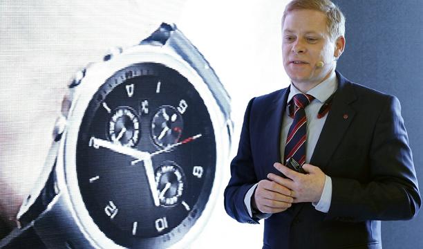 Reloj inteligente copia