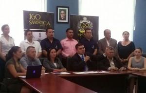 Concejo municipal de Santa Tecla nombró comisiones de traspaso de mando.