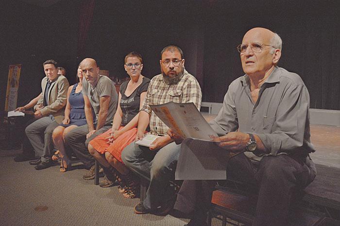 El teatro se engalanará con la participación de grandes actores que regresan a las tablas del Luis Poma para seguir cautivando con grandes producciones, aseguró Roberto Salomón/ W.U
