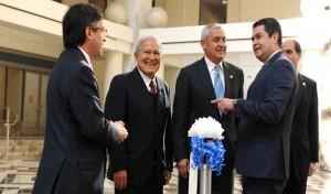 Ayer se concluyó en Guatemala una reunión de alto nivel sobre los detalles de la Alianza./EFE