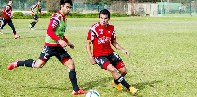 Rafa Burgos jugará en el fútbol de Noruega. /DEM