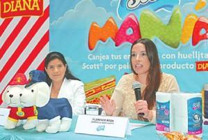 """Scott y DIANA se unen a la """"Scottmanía"""" en El Salvador"""