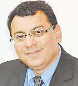Julio Olivo, presidente del Tribunal Supremo Electoral. /DEM