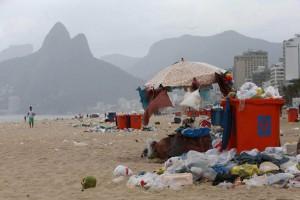 Playa de Ipanema en Río de Janeiro (Brasi). EFE/Archivo