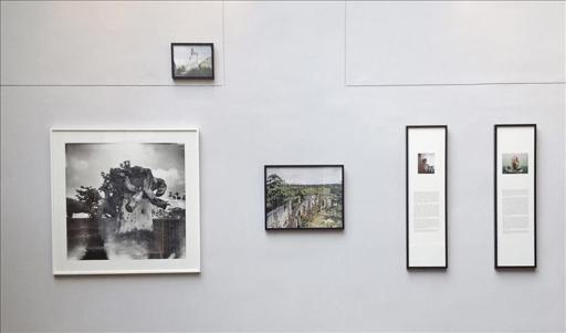 Fotografía cedida por el fotógrafo y antropólogo colombiano Juan Orrantia, de la exposición. EFE