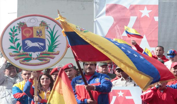 Nicolás Maduro impuso medidas contra Estados Unidos. /DEM