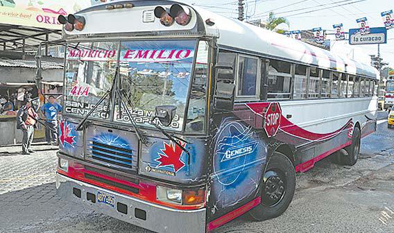 Los buses de la 41 A seguirán haciendo sus recorridos habituales. /DEM