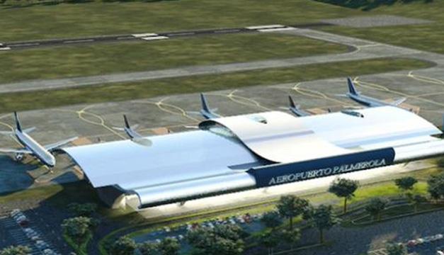 Diseño Aeropuerto Palmerola