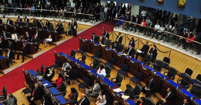 Los diputados de la nueva legislatura siguen en receso legislativo desde el 1 de mayo. /DEM