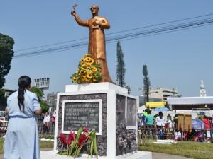Nacionales y extranjeros son llamados a celebrar por Romero.