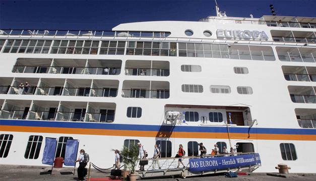 El Mitur reafirmó su intención de continuar su apuesta por la atracción de cruceros. /DEM