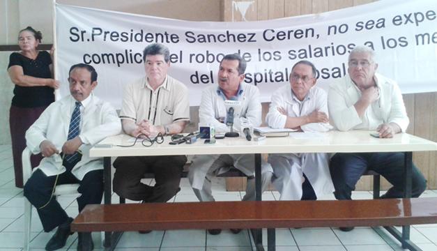 El director del Rosales ha solicitado la destitución de siete jefaturas médicas. /XENIA GONZÁLEZ