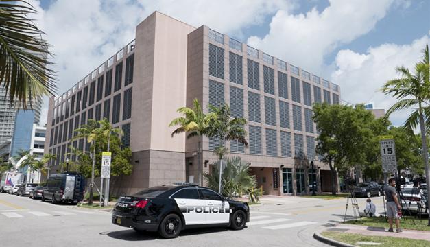 Las oficinas de la Concacaf en Miami, fueron intervenidas por el FBI. /EFE