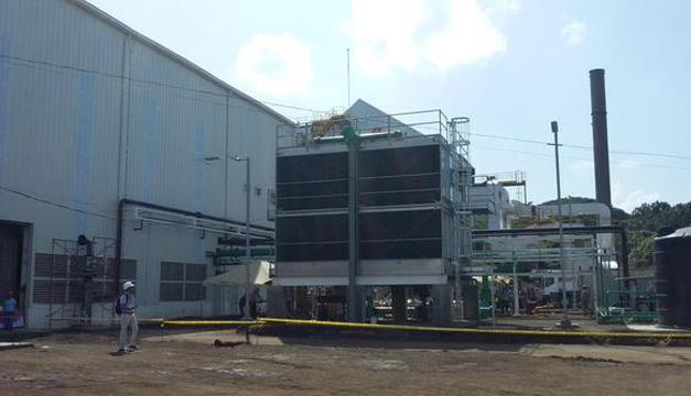 La planta está ubicada en San Juan Opico. /GOBERNACIÓN