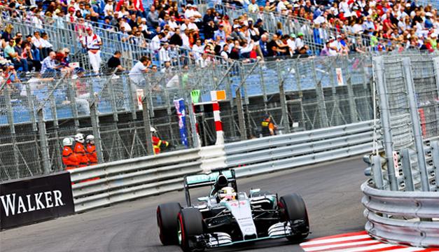 Hamilton (Mercedes). EFE