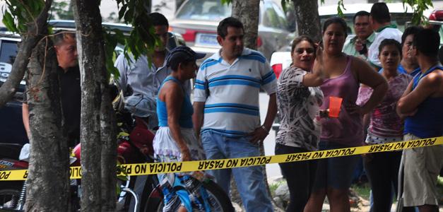 Tras el doble crimen la Policía no reportó capturas. /DEM