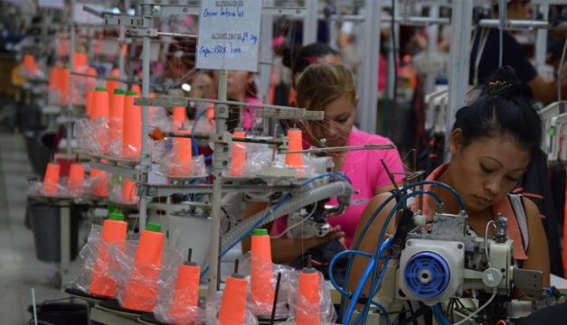 El sector textil es uno de los considerados en la consultoría de los surcoreanos. /DEM
