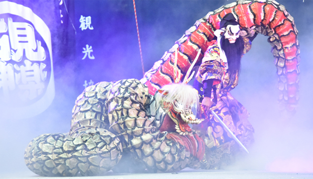 El grupo de teatro presentará artes escénicas milenarias de Japón. /CORTESÍA