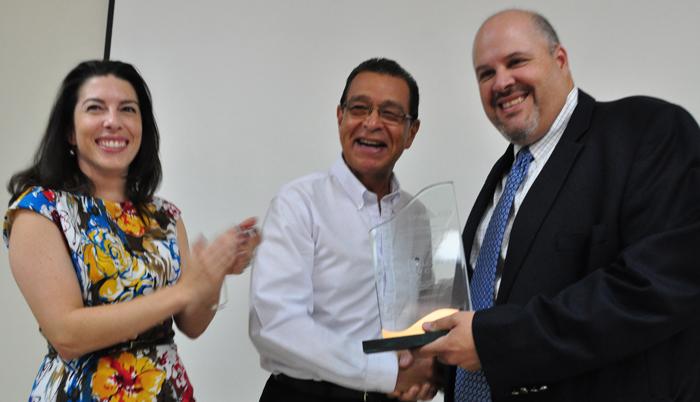 La empresa D&D recibió un galardón por su RSE./ o.m