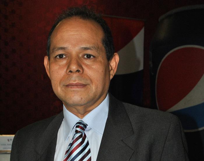 José V. Hernández, presidente Primera División. /DEM