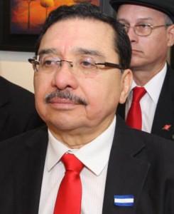 Medardo González/FMLN