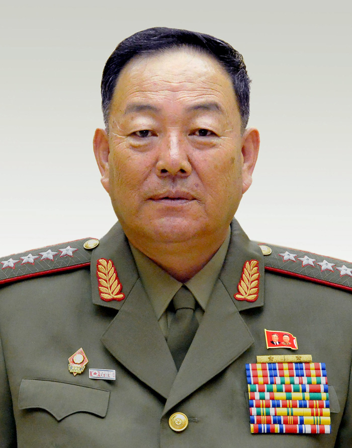 General del Ejército norcoreano Hyon Yong-chol. EFE