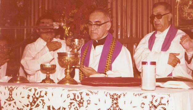 Óscar Arnulfo Romero fue beatificado este sábado, luego de que la iglesia católica reconociera su martirio./DEM