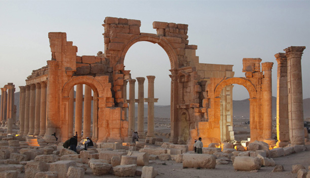 Foto archivo de Palmira. EFE