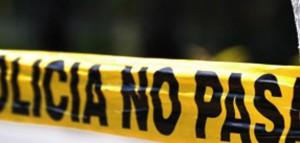 Principal homicidio domingo 10 de mayo