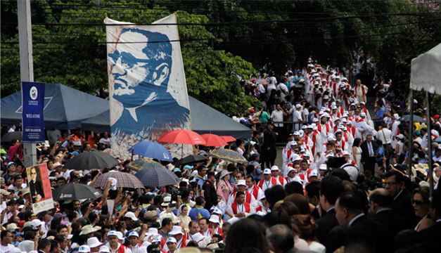 Ceremonia de beatificación. Foto: Cortesía Presidencia.