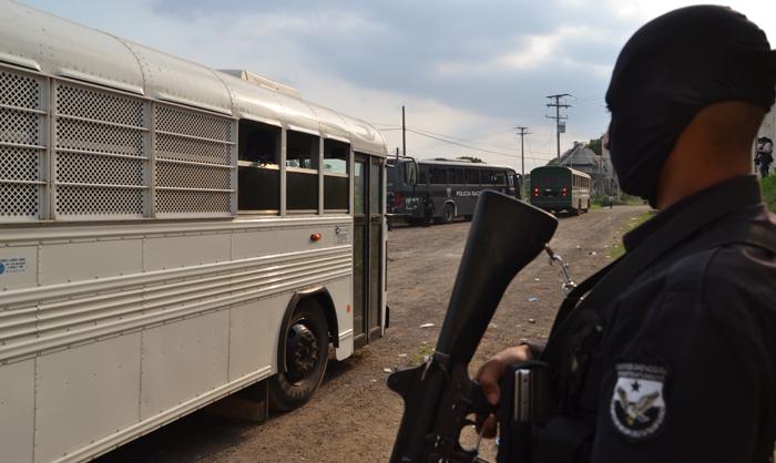 Traslados son parte de las nuevas medidas de seguridad del gobierno para evitar ilícitos. /DEM