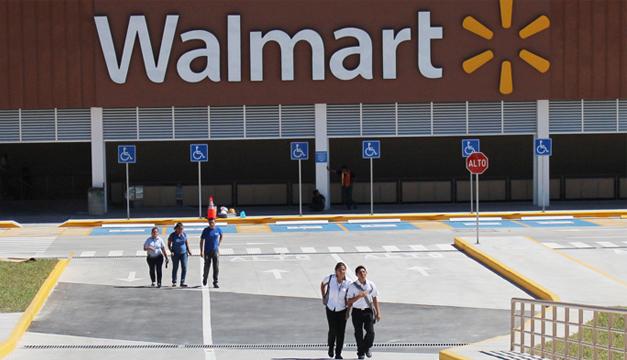 Walmart continúa su expansión en el país./ DEM