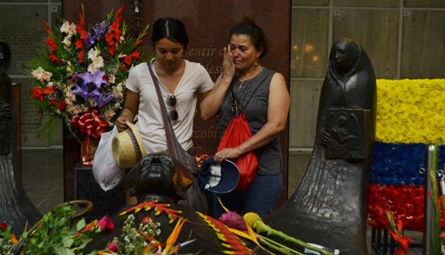 Antonia Gamero, residente en Los Ángeles, trabajó con Óscar Romero cuando era arzobispo de San Salvador. /E.Martínez