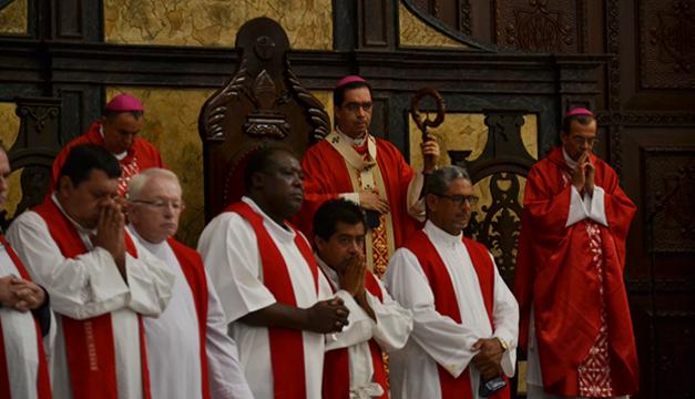 La iglesia católica espera la pronta canonización de Óscar Romero./EM