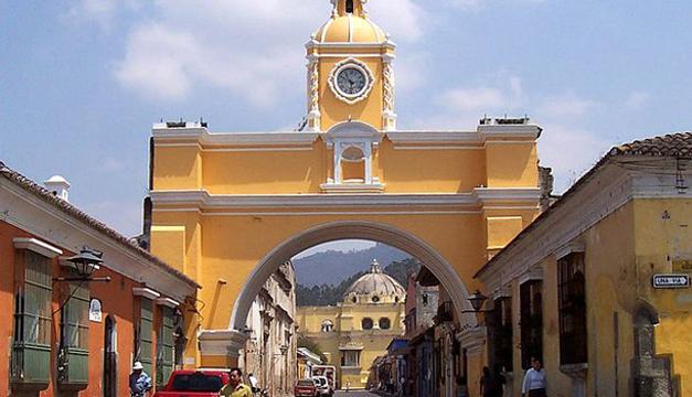 La ciudad colonial de La Antigua Guatemala acogerá el evento.